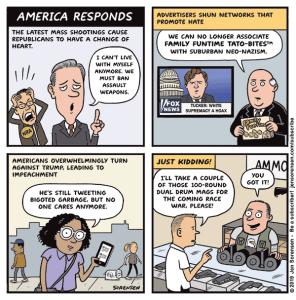 America Responds to Mass Shootings