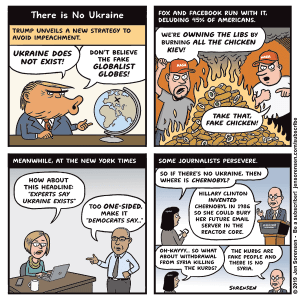 There is No Ukraine