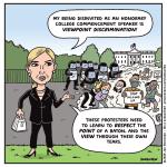 Ivanka, Speech Defender