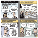 Immunity Impunity