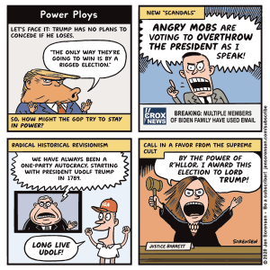 GOP Power Ploys