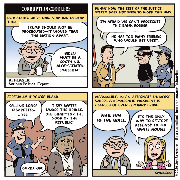 Coddling Corruption