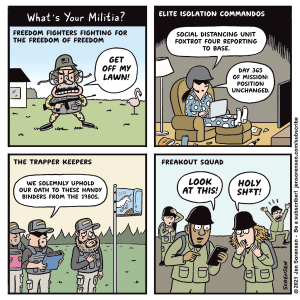 What's Your Militia?