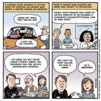 Cartoon: Vigilante Justice