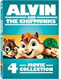Alvin and the Chipmunks 4-Movie Collection