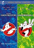 Ghostbusters / Ghostbusters 2 Double Feature