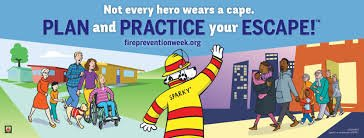 Fire Prevention month and week