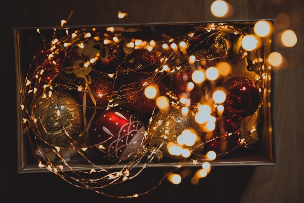 Chaos of the holiday season
