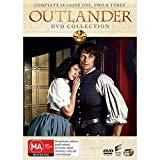 Outlander: Seasons 1-3 Region Free  Duncan Lacroix, Caitriona Balfe, Sam Heughan, Tobias Menzies (Actor)