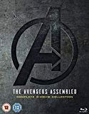 The Avengers Assembled: Complete 4-Movie Collection  Robert Downey Jr. (Actor), Chris Evans (Actor), & 2 more  Rated:    NR     Format: Blu-ray