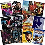 Ultimate Black History Month Mega-Set DVD Collection: The Color Purple/Selma/PBS The Abolitionists/PBS Black America Since MLK/Jackie Robinson: My Story/The Jackie Robinson Story/Black List: Volume 1/  Varius (Actor, Director)