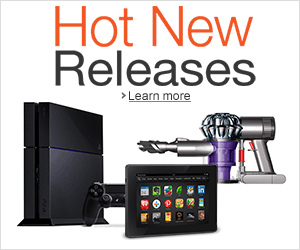 Shop Amazon - Hot New Releases - Updated Every Hour