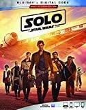 SOLO: A STAR WARS STORY [Blu-ray]  Blu-ray + Digital Code  Alden Ehrenreich(Actor),Woody Harrelson(Actor),&1mor