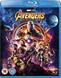 Avengers Infinity War [Blu-ray]  Robert Downey Jr. (Actor), Chris Evans (Actor), & 2 more