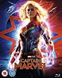 Captain Marvel [Blu-ray] [2019] [Region Free]  Brie Larson (Actor), Samuel L. Jackson (Actor), & 2 more