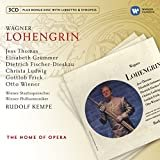 Wagner: Lohengrin  Box Set, Import  Jess Thomas (Artist), Elisabeth Grümmer (Artist), & 7 more  Format: Audio CD