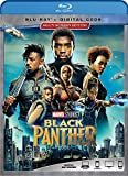 BLACK PANTHER [Blu-ray]  + Digital Copy  Chadwick Boseman (Actor), Michael B. Jordan (Actor), & 1 more