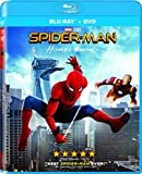 Spider-Man: Homecoming [Blu-ray]  Blu-ray + DVD  Tom Holland (Actor), Michael Keaton (Actor), & 1 more