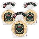 Toufayan Bakery, Whole Wheat Tandoori Indian Flatbread, All Natural, Non-GMO (Whole Wheat, 3 Pack)  byToufayan Bakeries