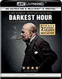 Darkest Hour [Blu-ray]  4K Ultra HD + Blu-ray + Digital  Gary Oldman (Actor), Kristin Scott Thomas (Actor), & 1 more