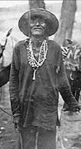 Hoskininni - Navajo Chief
