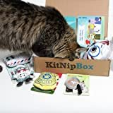 KitNipBox - Monthly Cat Subscription Box of Cat Toys, Treats and Goodies: Multi-Cat  by KitnipBox