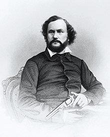 Samuel Colt - Manufacturer - (July 19, 1814 - January 10, 1862)