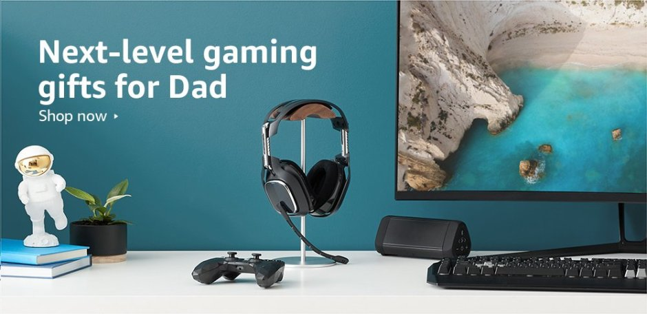 Gaming gifts for Dad