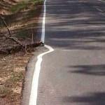 Hist hvor vejen...