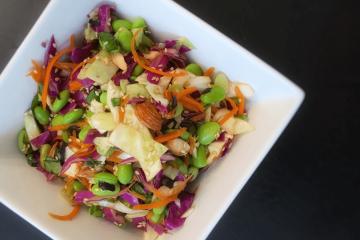 Vegan Asian Crunch Salad