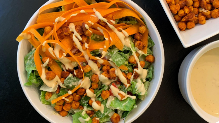 Buffalo Chickpea Feature