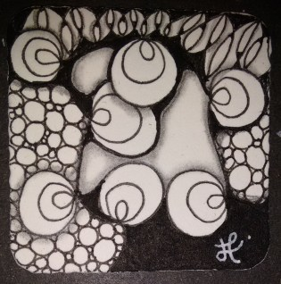 I added Slinky, Tipple, and black.
