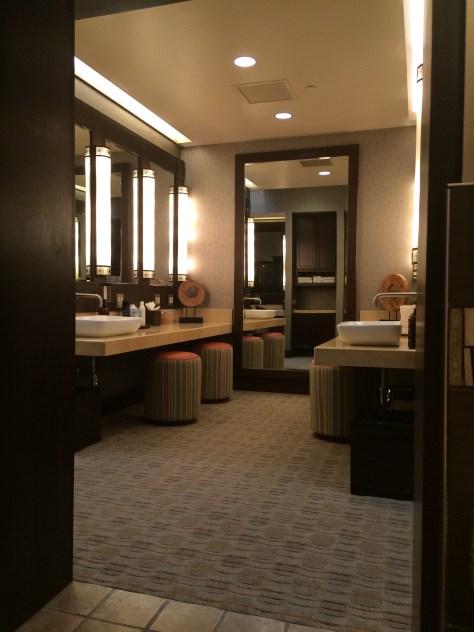 AFTER remodel Aji Ladies Lounge