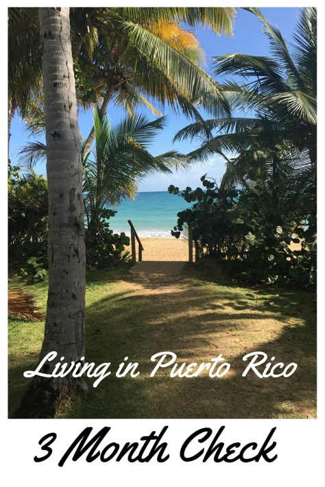Living in Puerto Rico