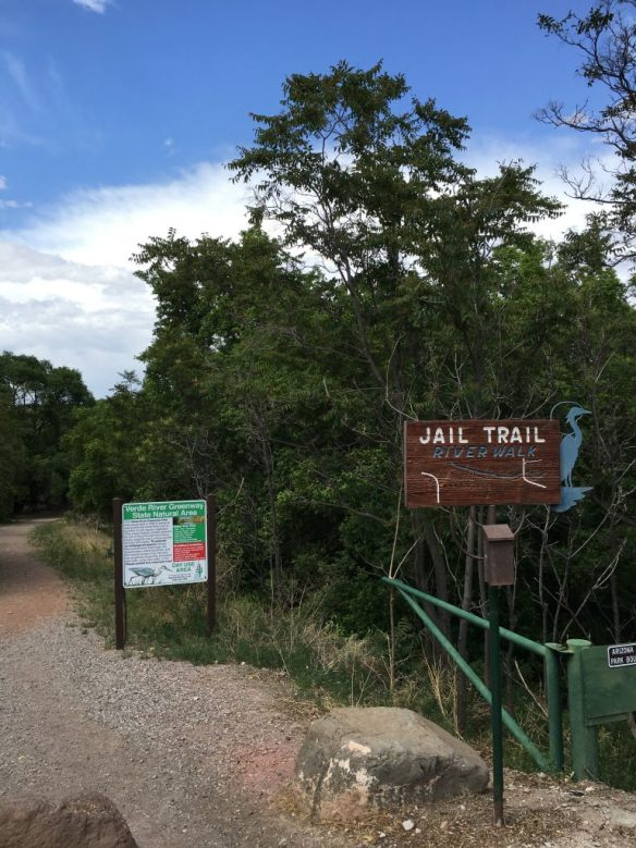 Cottonwood Jail Trail
