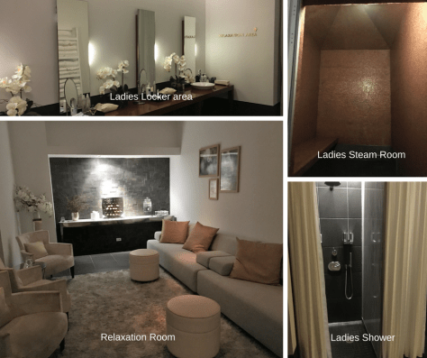Guerlain Spa Amenities at the Plaza Hotel in NYC