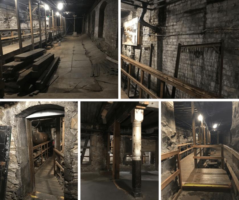 Pioneer Square Underground Tour