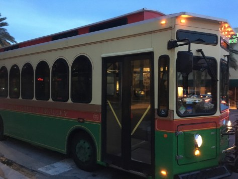 Coral Gables Trolley Bus