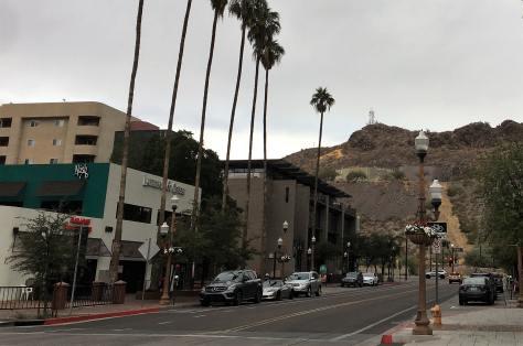 A Mountain Tempe Arizona