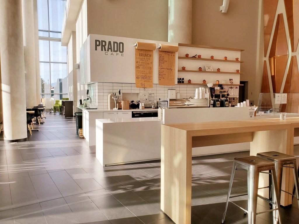 Prado Cafe at Civic Hotel Surrey