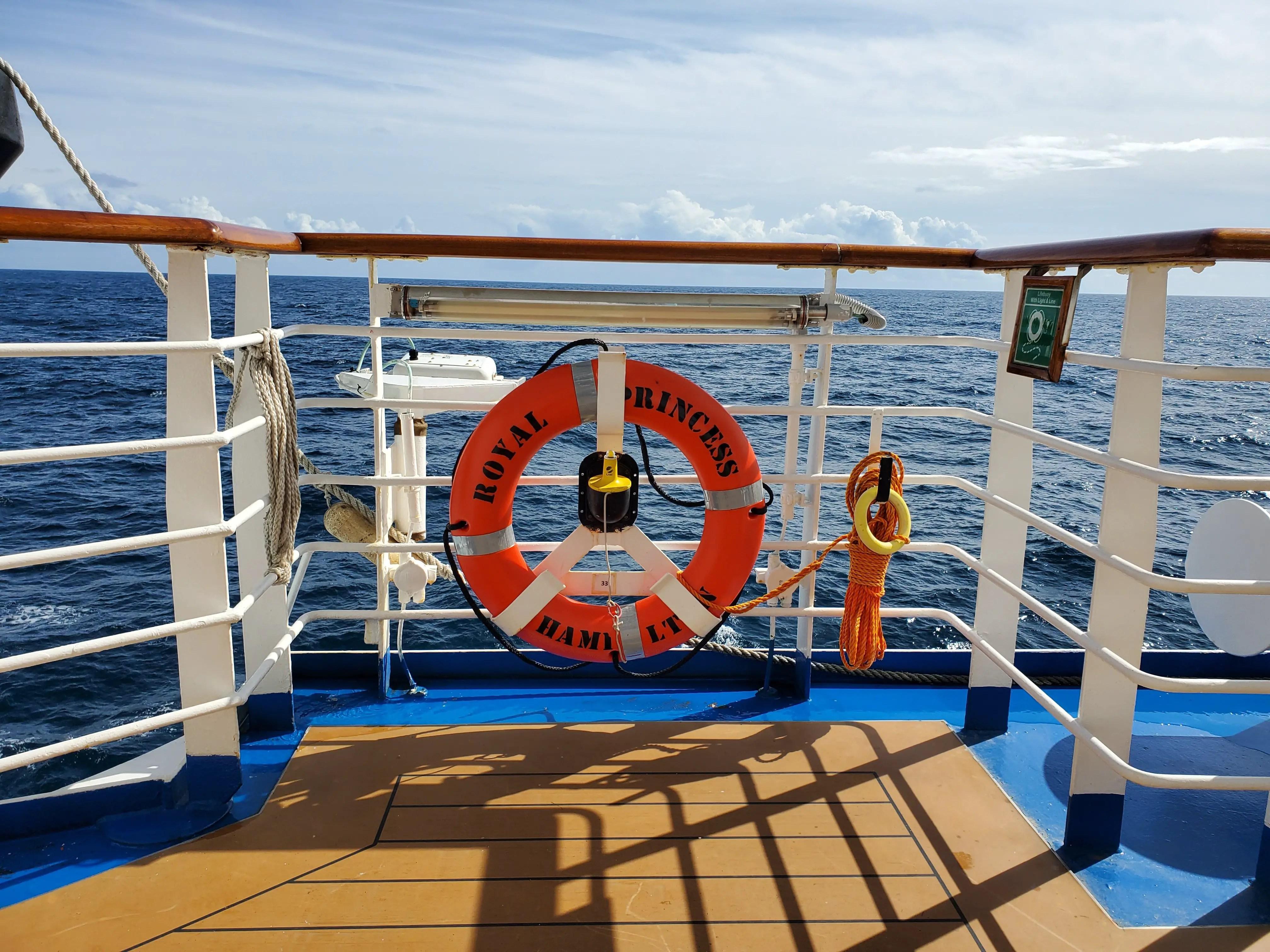 Royal Princess Cruise Review