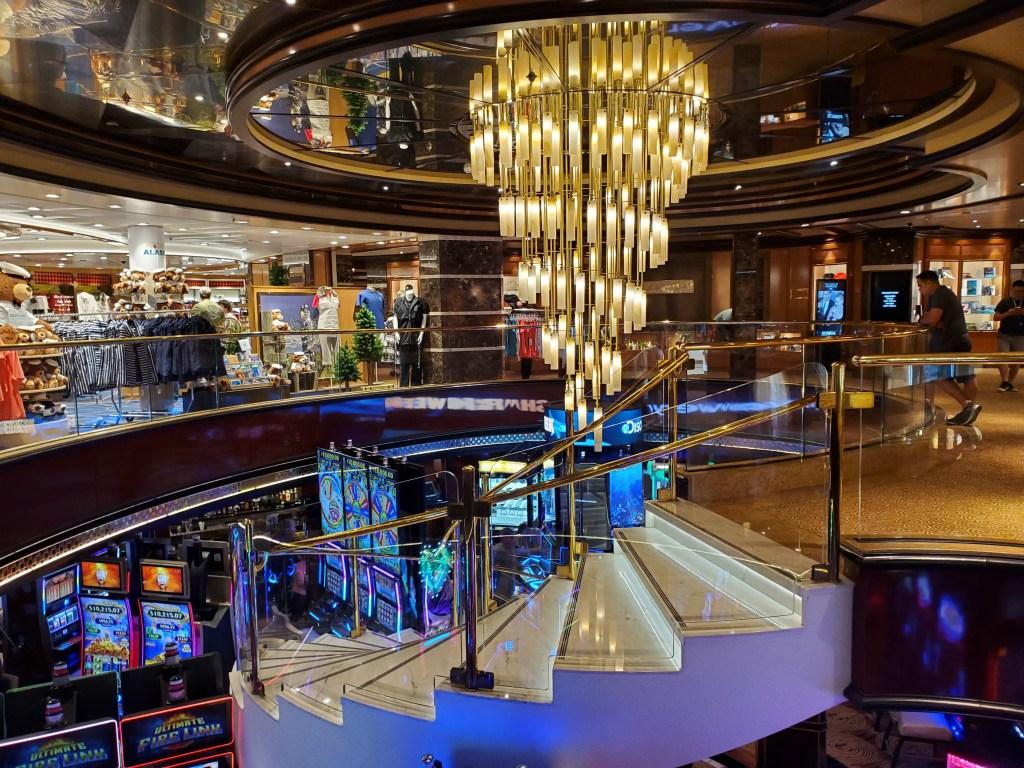 Casino on Royal Princess