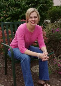 Author Jen Tucker