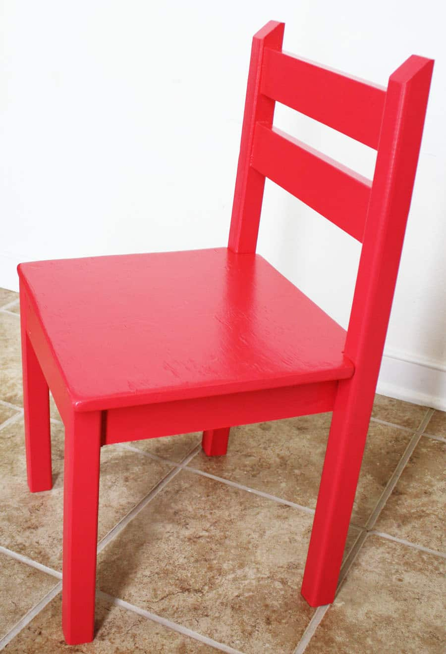 How To Build A DIY Kids Chair