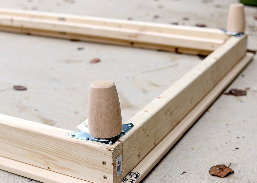 Twin Bed Frame Dimensions Diy