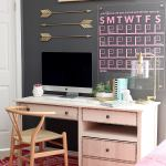 Diy Desk With Printer Cabinet