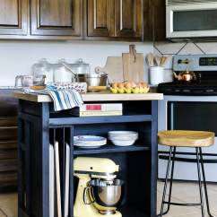 Rolling Cart For Kitchen Countertop Ideas Cheap Diy Island