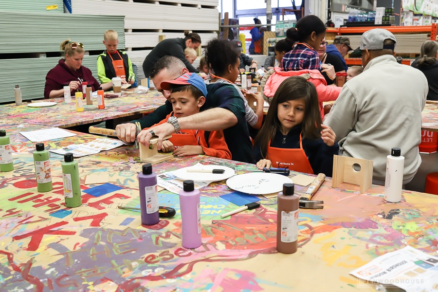 The Home Depot Kids Workshop Free Monthly Workshops In Store