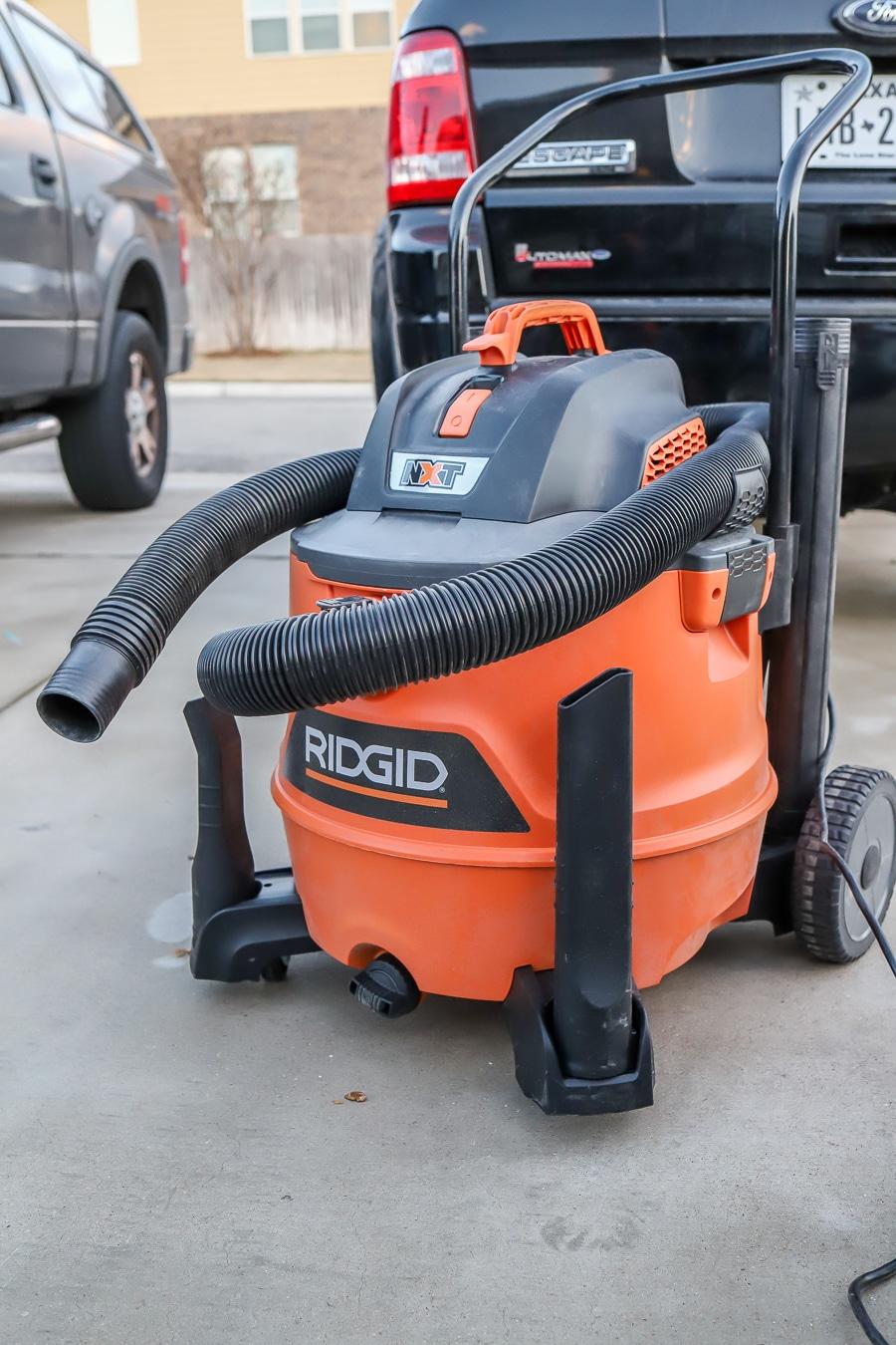 Shop Vac Vs Ridgid Vacuum