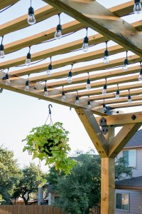 Pergola Brackets And Hardware